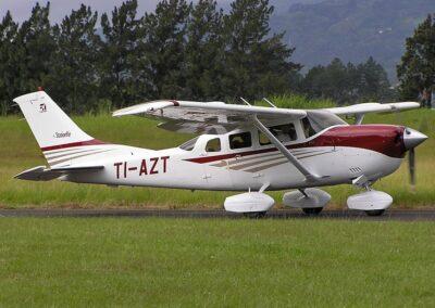Cessna 206 Station Air TI AZT
